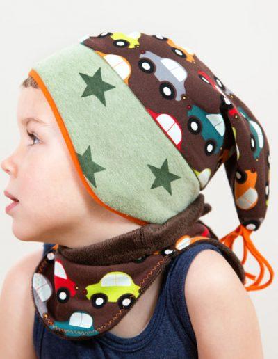Zipfelmütze und Halssocke